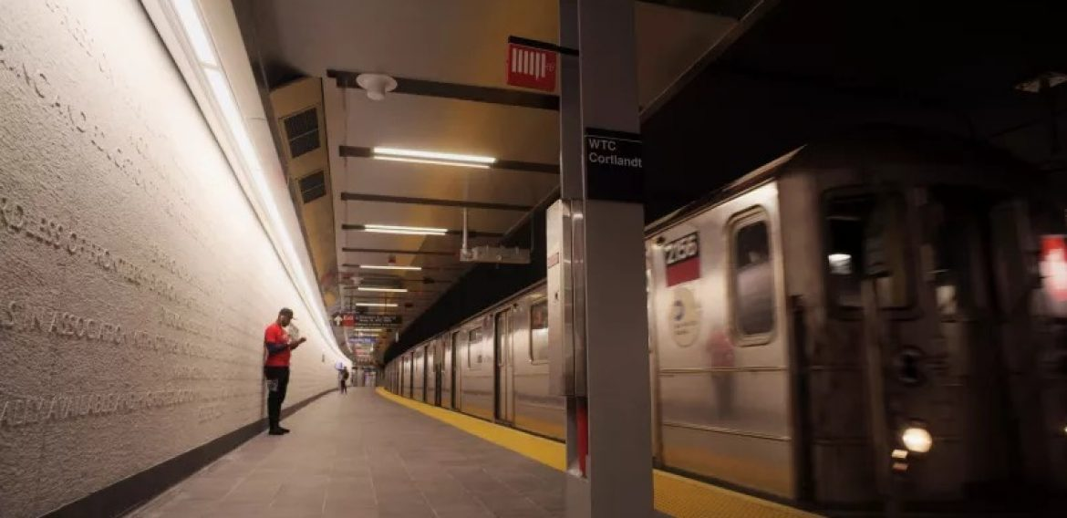 A New York City Train Station Opens for the First Time After Being Destroyed in 9/11