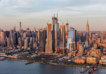 Track every major NYC construction project with this new map