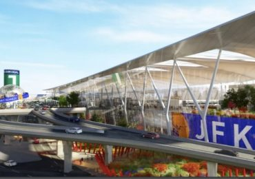 New looks at JFK Airport's forthcoming $13B overhaul