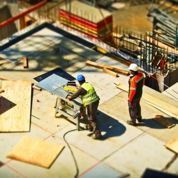 With Amazon Looming, The Need For More Construction Workers Grows More Dire