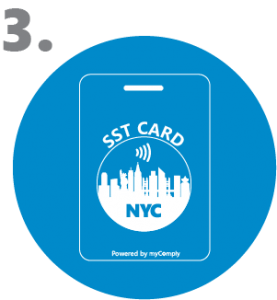 Request for SST Card