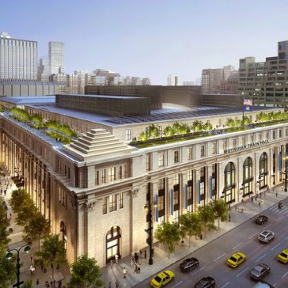 Skanska scans its way through goliath NYC projects