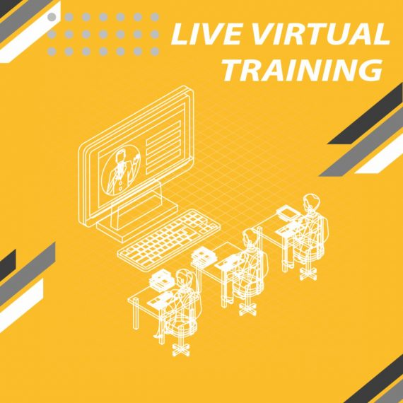 Instructor-led Virtual Courses & Interactive Online Courses!