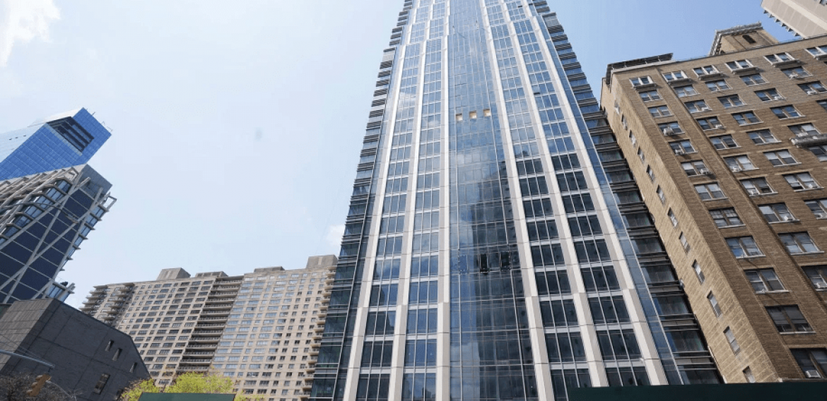NYC approves 'emergency' construction on controversial luxury condo tower