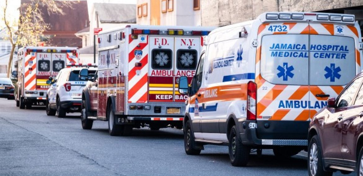 Less than 20% of NYC hospital beds empty amid second COVID-19 surge