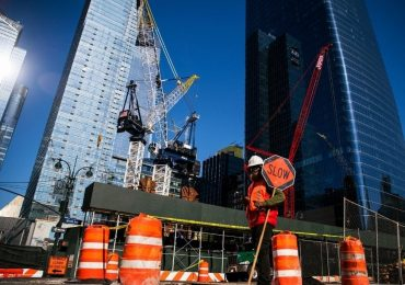 NYC Construction In 2020 Slowest In Nearly A Decade: Study