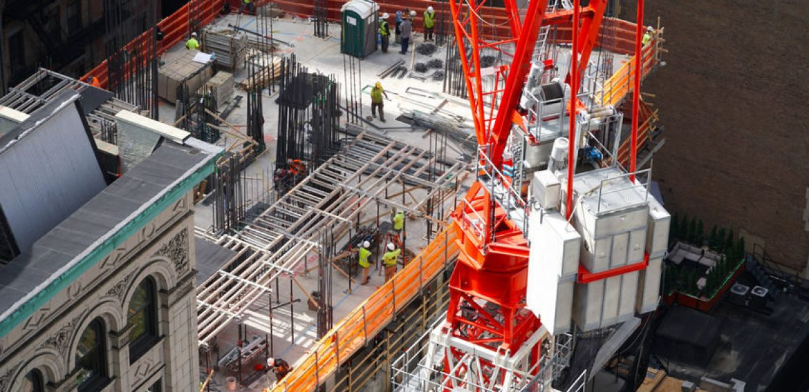 DOB reports drop in NYC construction accidents