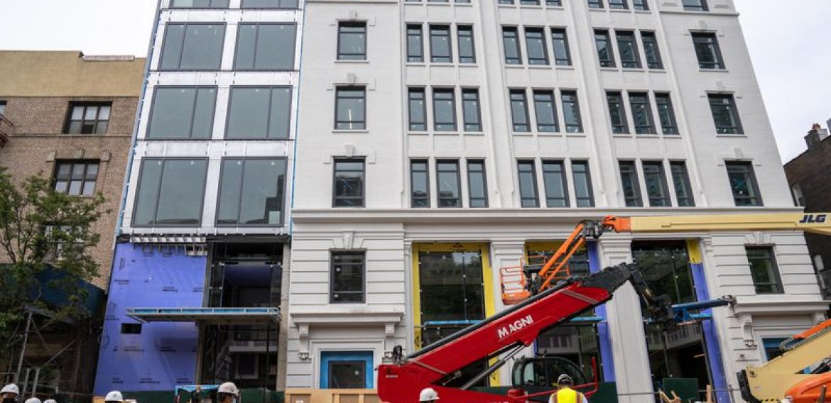 NYC DOB Shuts Down Over 300 Construction Sites